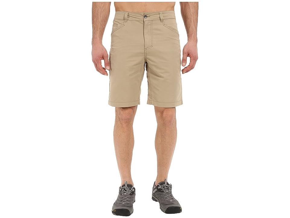 Royal Robbins Convoy Utility Shorts (Desert) Men