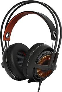 Headset SteelSeries SIBERIA 350 Preto