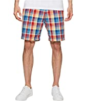 Nautica Madras Plaid Shorts