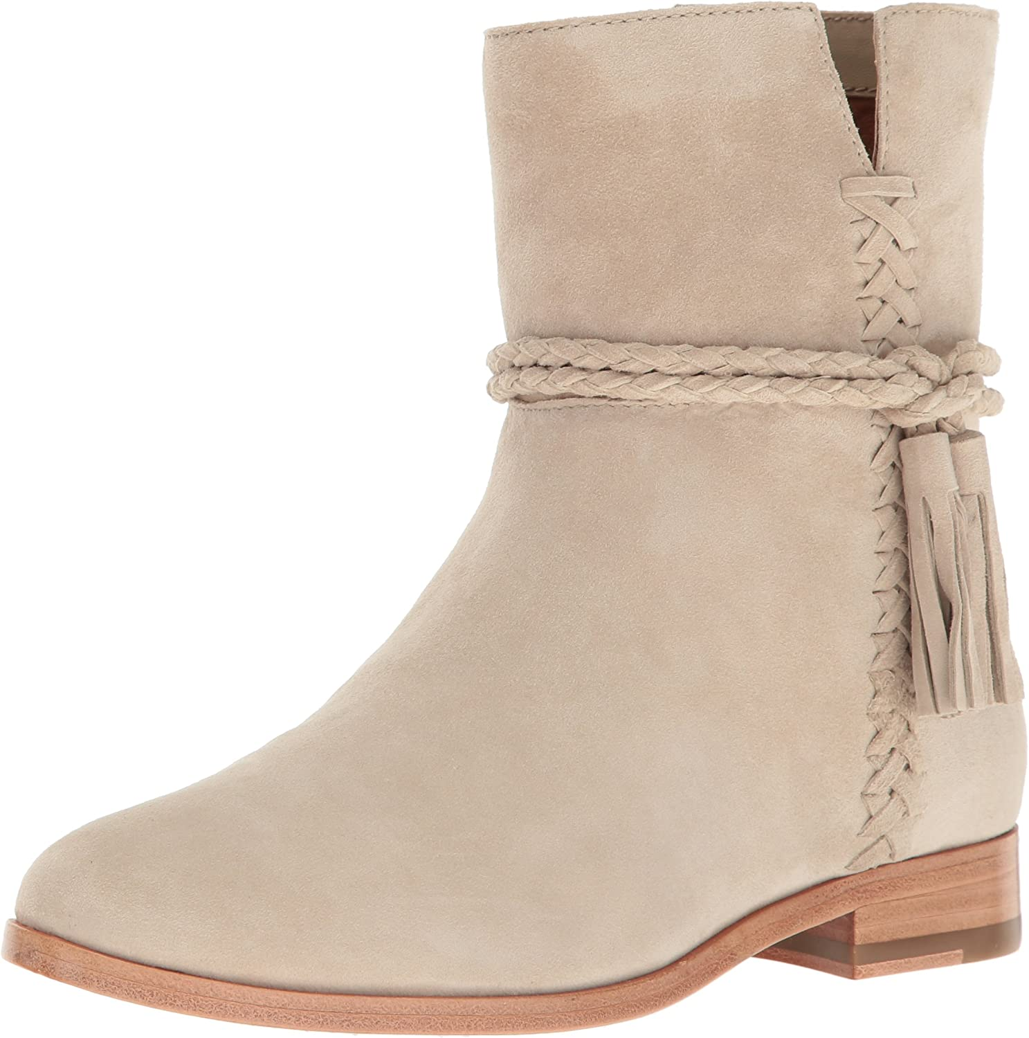 Frye Womens Tina Whipstitch Tassel Boot