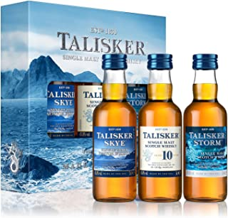 Talisker Probierset Single Malt Scotch Whisky 3 x 0.05 l