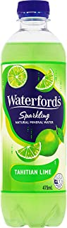 Waterfords Mineral Water, Tahitian Lime, 20 x 475 ml