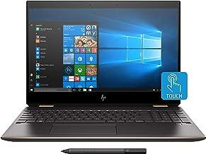 """HP - Spectre x360 2-in-1 15.6"""" 4K Ultra HD Touch-Screen Laptop"""