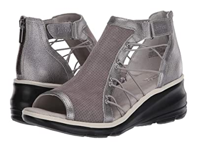 Jambu Naomi (Grey/Gunmetal) Women