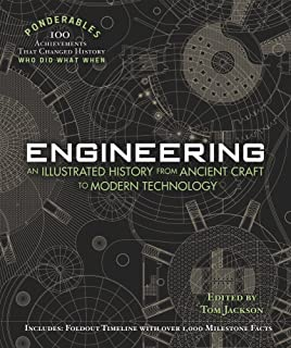 Engineering: An Illustrated History from Ancient Craft to Modern Technology (Ponderables)