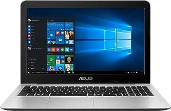 ASUS F556UA-AB32 15.6-inch Full-HD Laptop, Core i3, 4GB RAM, 1TB HDD with Windows 10 (Certified Refurbished)