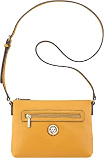 Anne Klein All in Small Top Zip Cross Body