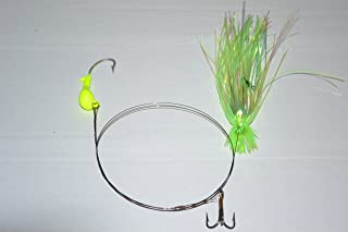 Blue Water Candy Skirted Dead Bait Rig