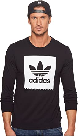 adidas Skateboarding Long Sleeve Blackbird Tee