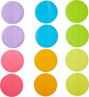 Teacher Created Resources Bright Circles Spot On Carpet Markers - TCR77383
