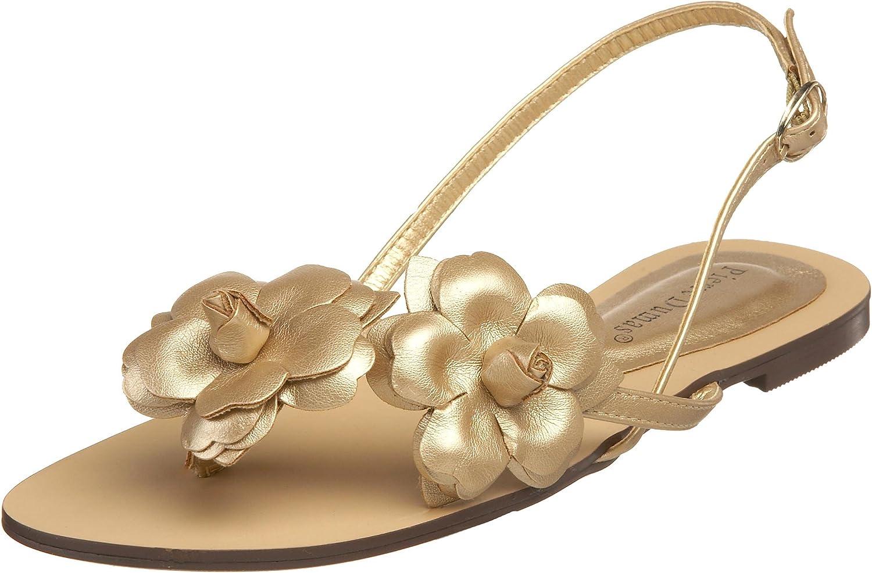 Pierre Dumas Kvinnliga Peggy -1 Sandal Sandal Sandal  designer online