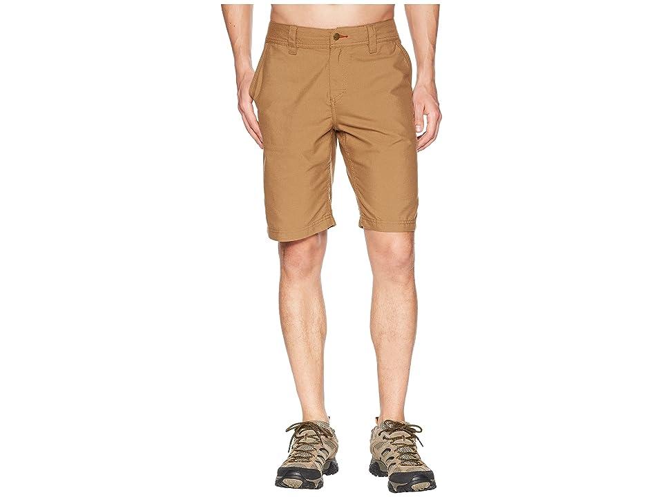 Toad&Co Kerouac Shorts (Seal Brown) Men