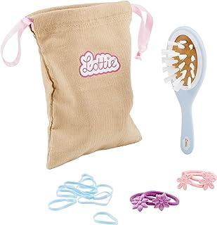 LT045-SL zestaw akcesoriów do pielęgnacji włosów dla lalek Lottie