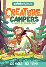 The Secret of Shadow Lake (Creature Campers Book 1)