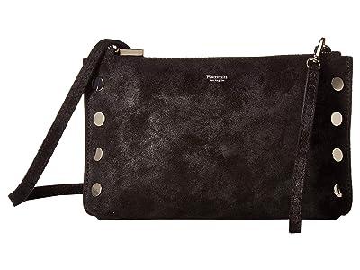 Hammitt Getty (Black) Cross Body Handbags