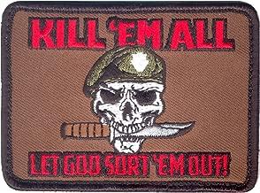 GunNook Kill Em All Let God Sort Em Out Morale Patch