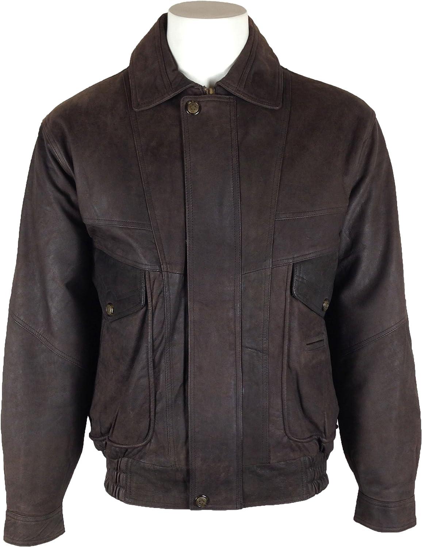 Unicorn London Men's Classic Leather Jacket