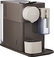 Nespresso Lattissima One Coffee Machine, Mocha Brown