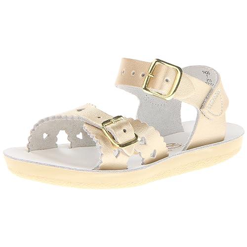 9b22a0f387678 Salt Water Sandals by Hoy Shoe Sweetheart Sandal (Toddler Little Kid Big Kid