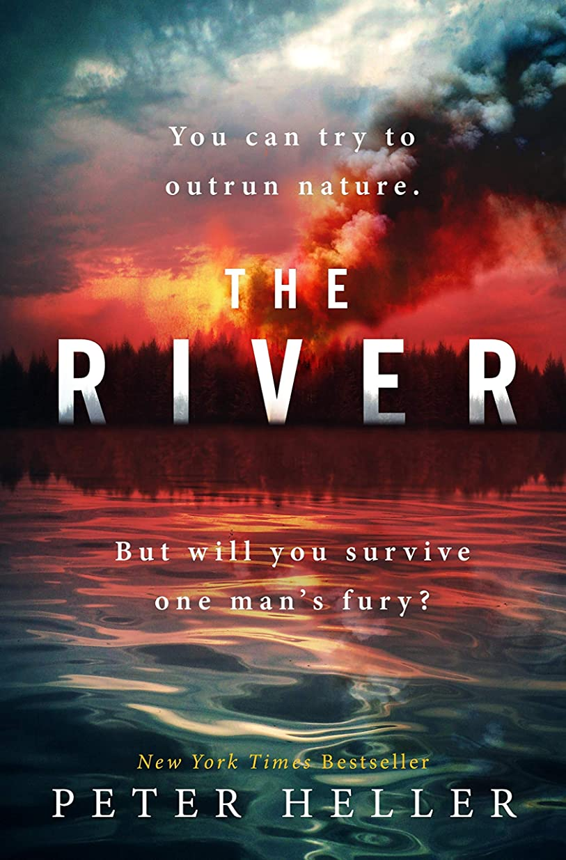 リム愚かな発行The River: 'An urgent and visceral thriller... I couldn't turn the pages quick enough' (Clare Mackintosh) (English Edition)