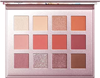 Serseul Pigmented Eyeshadow Palette Everyday Eye Makeup Nude Natural Eye shadow Palettes Matte Cruelty Free