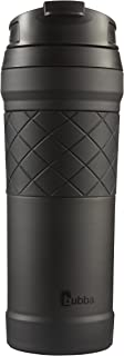 Bubba HERO Elite Vacuum-Insulated Stainless Steel Travel Mug with TasteGuard, 16 oz, Black