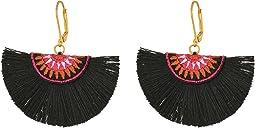 SHASHI - Sophia Fan Earrings