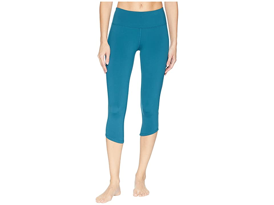 Lorna Jane Infinity Core 7/8 Tights (Everteal) Women