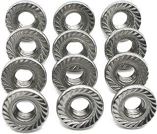 M10 for Fasteners 10Pcs GB807 M3 M4s M5 M6 M8 M10 Handle Nut Knurled Thumb Nuts Rosvola Carbon Steel Knurled Nut