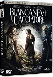 Biancaneve E Il Cacciatore (SE) (2 Dvd) [Italia]