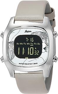 [セイコーウォッチ] 腕時計 アルバ AFSM703 ベージュ