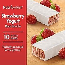 Sponsored Ad - Nutrisystem® Strawberry Yogurt Bars Bundle, 10 Count Bars