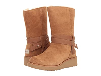 UGG Aysel (Chestnut) Women