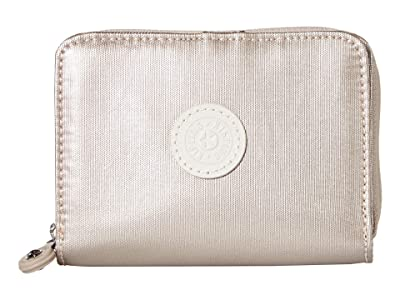 Kipling Money Love RFID Wallet (Metallic Glow) Handbags