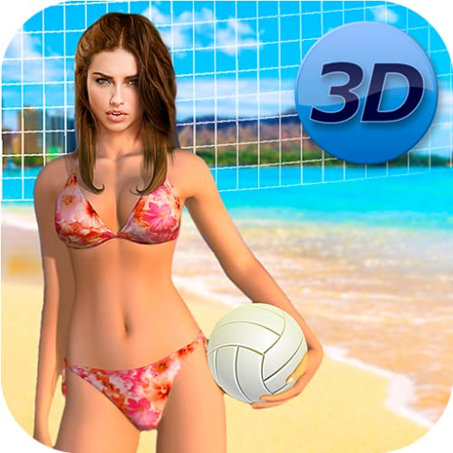 Hot Girls Volleyball Championship 3D