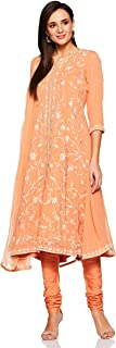 BIBA Women's Angrakha Salwar Suit