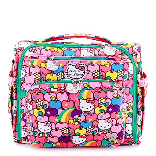 4f7afab940 Ju-Ju-Be Hello Kitty Collection B.F.F. Convertible Diaper Bag