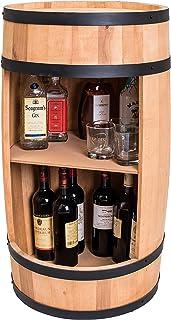 Fût à vin 81cm, design bar maison -Armoire à vin -Armoire Bar