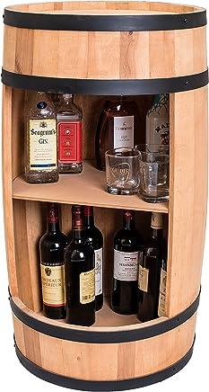 Fût à Vin 81 Cm, Design Bar Maison   Armoire à Vin   Armoire Bar