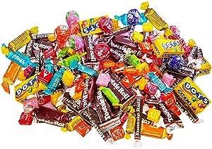 Bulk Starburst & Tootsie Favorites 4.5 Lb Candy Variety Value Bundle Care Package 200+ Pcs (76 Oz)