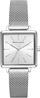 Armani Exchange Reloj Analogico para Mujer de Cuarzo