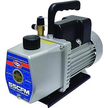 Uniweld U5VP2 5.5 CFM 2 Stage Dual Voltage Vacuum Pump