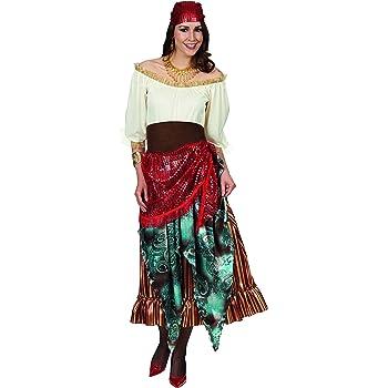 Andrea Moden Disfraz de pitonisa, 789-48/50: Amazon.es: Juguetes y ...