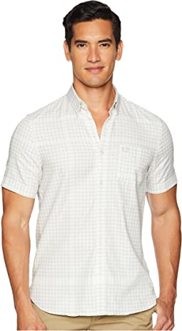 Distorted Gingham Shirt