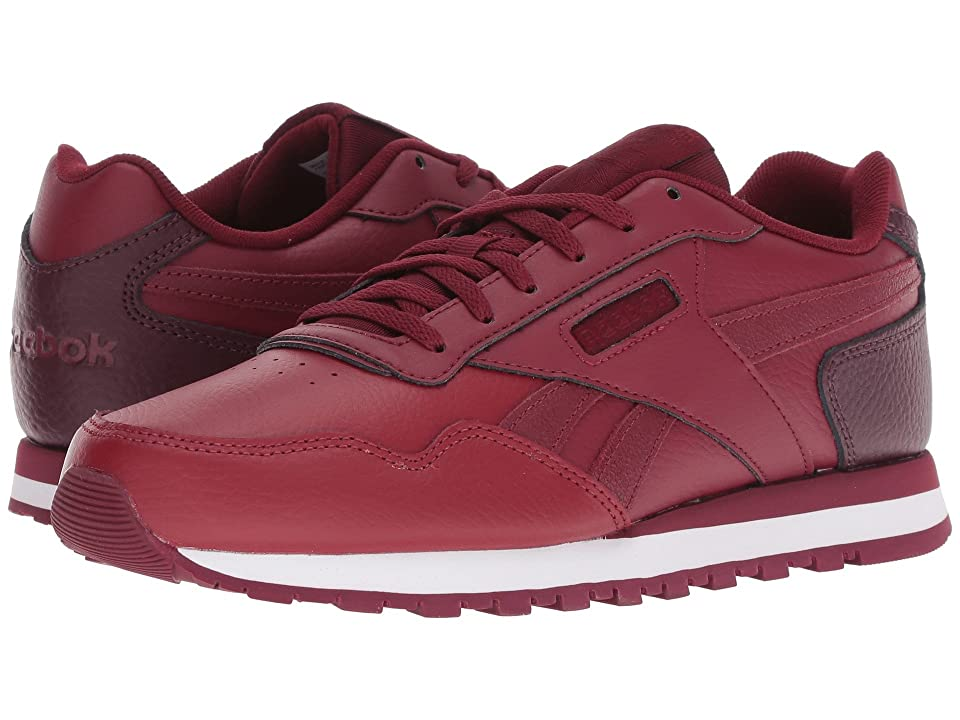 Reebok Classic Harman Run (Triathlon Red/Collegiate Burgundy/Maroon/White) Women