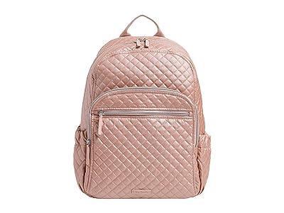 Vera Bradley Campus Backpack (Rose Quartz 1) Backpack Bags