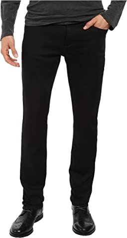Bowery Jeans Zip Fly in Black J306S3B