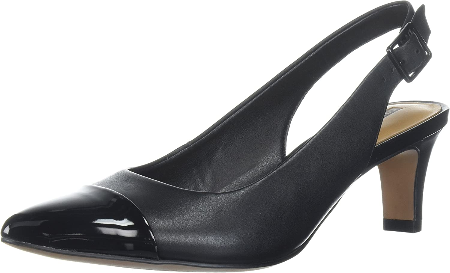 Cheap mail order sales Clarks Women's Crewso High quality new Emmy Pump