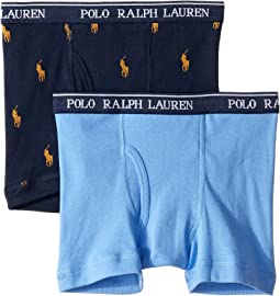 1540abd2d 2-Pack Boxer Briefs (Little Kids Big Kids). Like 1. Polo Ralph Lauren Kids