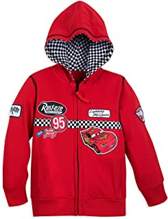 Lightning McQueen Hoodie for Boys - Cars Red